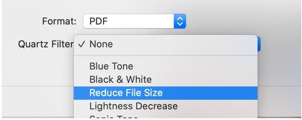 Pdf reducesize